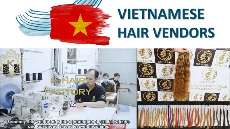 Vietnamese Hair Vendors